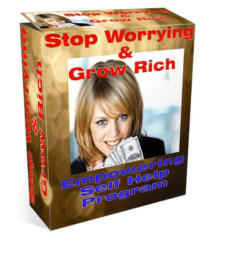 stop worrying and grow rich NLP program